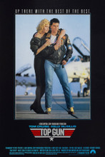 This is an image of Vintage Reproduction of Top Gun 295869