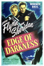 This is an image of Vintage Reproduction of Edge of Darkness 296430