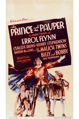 This is an image of Vintage Reproduction of The Prince and the Pauper 296488