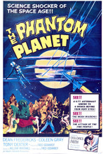 This is an image of Vintage Reproduction of The Phantom Planet 296506