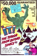 This is an image of Vintage Reproduction of The Terror from Beyond Space 296523