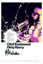This is an image of Vintage Reproduction of Dirty Harry 296875
