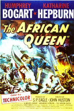 This is an image of Vintage Reproduction of The African Queen 297022