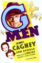 This is an image of Vintage Reproduction of G Men 297028