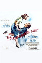 This is an image of Vintage Reproduction of It's a Wonderful Life 297031