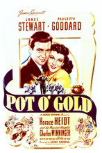 This is an image of Vintage Reproduction of Pot O'Gold 297032