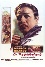 This is an image of Vintage Reproduction of On the Waterfront 297047