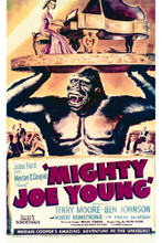 This is an image of Vintage Reproduction of Mighty Joe Young 297051