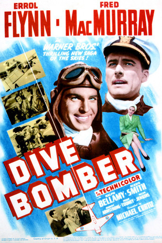 This is an image of Vintage Reproduction of Dive Bomber 296943