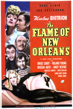 This is an image of Vintage Reproduction of The Flame of New Orleans 297080