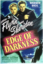 This is an image of Vintage Reproduction of Edge of Darkness 297083