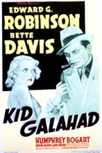 This is an image of Vintage Reproduction of Kid Galahad 297090