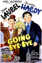 This is an image of Vintage Reproduction of Going Bye-Bye 297095