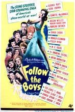 This is an image of Vintage Reproduction of Follow the Boys 297112