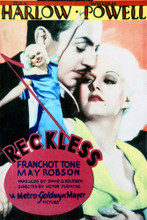 This is an image of Vintage Reproduction of Reckless 297114