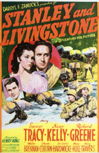 This is an image of Vintage Reproduction of Stanley and Livingstone 297670