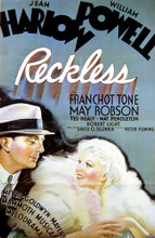 This is an image of Vintage Reproduction of Reckless 297671
