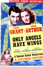 This is an image of Vintage Reproduction of Only Angels Have Wings 297688