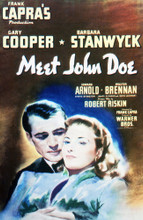 This is an image of Vintage Reproduction of Meet John Doe 297694