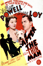 This is an image of Vintage Reproduction of After the Thin Man 297697