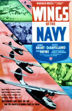 This is an image of Vintage Reproduction of Wings of the Navy 297704