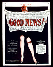 This is an image of Vintage Reproduction of Good News 297405