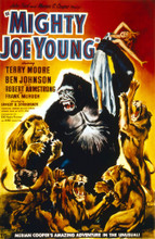 This is an image of Vintage Reproduction of Mighty Joe Young 297289