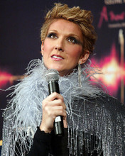 This is an image of Photograph & Poster of Celine Dion 255519