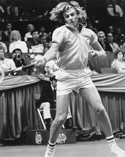 This is an image of Photograph & Poster of Bjorn Borg 187538