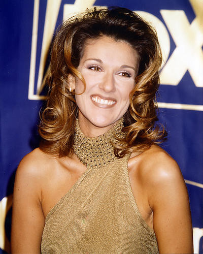 This is an image of Photograph & Poster of Celine Dion 225722