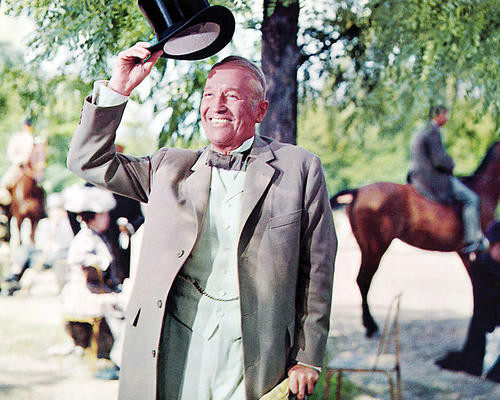 This is an image of Photograph & Poster of Maurice Chevalier 290186