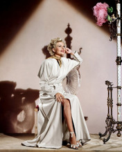 This is an image of Photograph & Poster of Rita Hayworth 298134