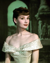This is an image of Photograph & Poster of Audrey Hepburn 298138