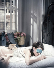 This is an image of Photograph & Poster of Breakfast at Tiffany's 298205