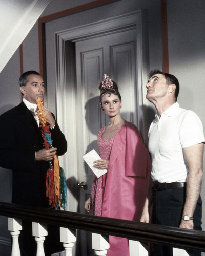 This is an image of Photograph & Poster of Breakfast at Tiffany's 298216