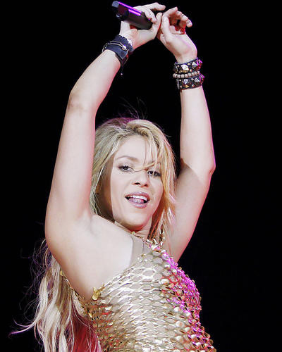 This is an image of Photograph & Poster of Shakira 285749