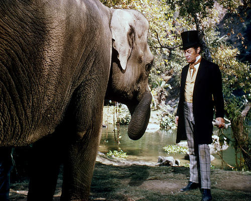This is an image of Photograph & Poster of Rex Harrison 285613