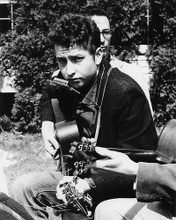 This is an image of Photograph & Poster of Bob Dylan 195858