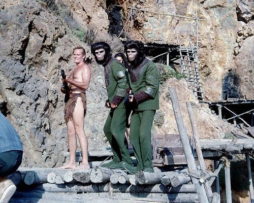 This is an image of Photograph & Poster of Planet of the Apes 286115