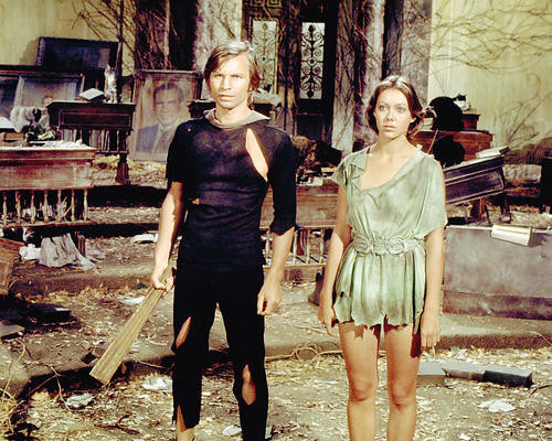 This is an image of Photograph & Poster of Logan's Run 286119