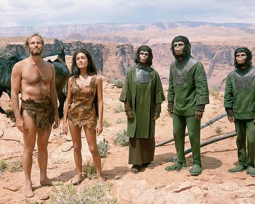 This is an image of Photograph & Poster of Planet of the Apes 286126