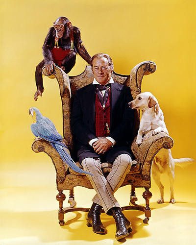 This is an image of Photograph & Poster of Rex Harrison 286147