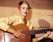This is an image of Photograph & Poster of Jean Seberg 286366