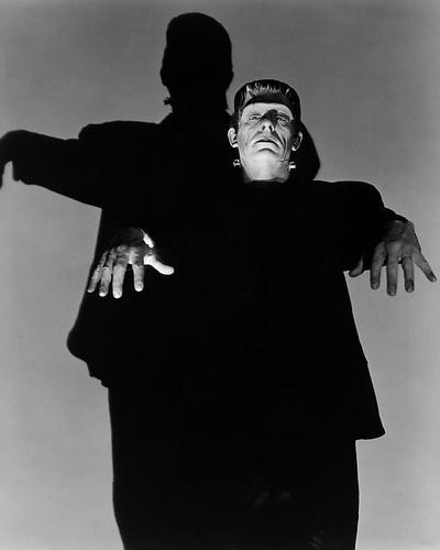 This is an image of Photograph & Poster of Boris Karloff 195910