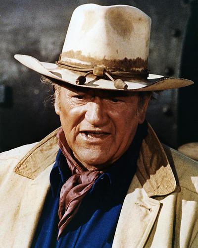 This is an image of Photograph & Poster of John Wayne 286398