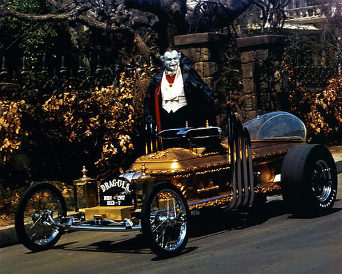 This is an image of Photograph & Poster of The Munsters 286411