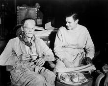 This is an image of Photograph & Poster of Frankenstein 195985