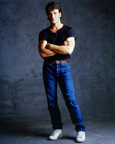 This is an image of Photograph & Poster of Patrick Swayze 286520