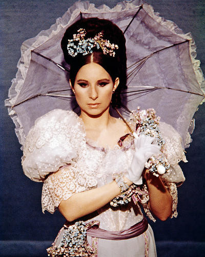 This is an image of Photograph & Poster of Barbra Streisand 286794