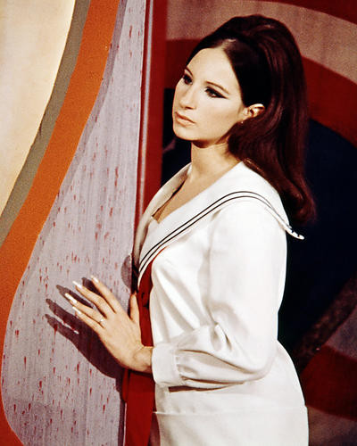 This is an image of Photograph & Poster of Barbra Streisand 286799